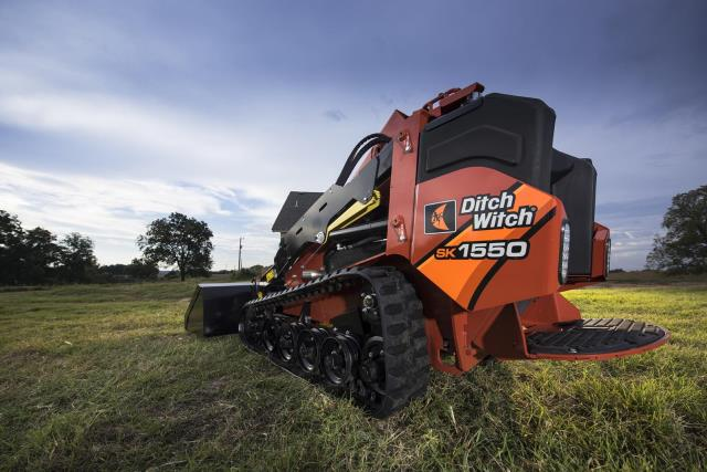 Where to find DITCH WITCH SK1550 MINI LOADERS-STAND-ON in Kansas City