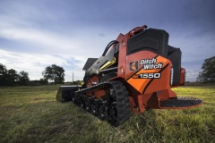 Rental store for DITCH WITCH SK1550 MINI LOADERS-STAND-ON in Kansas City KS