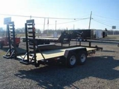 Rental store for EQUIPMENT TRAILER 2  5 16 HITCH in Kansas City KS