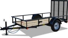 Rental store for a  UTILTY TRAILER SINGLE AXLE in Kansas City KS