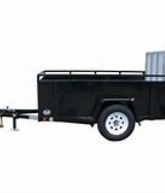 Where to find OPEN TRAILER W 24  SIDES in Kansas City
