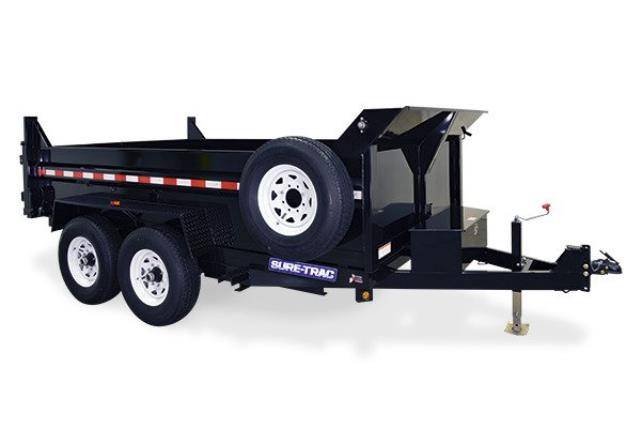 Where to find DUMP TRAILER SURE-TRAC in Kansas City