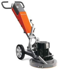 Rental store for 18  PLANETARY DRIVE FLOOR GRINDER W VAC in Kansas City KS