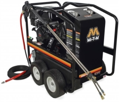 Rental store for 3500PSI HOT WATER PRESSURE WASHER in Kansas City KS