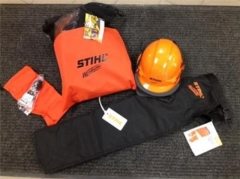 Rental store for STIHL WOODCUTTER CHAIN SAW KIT in Kansas City KS