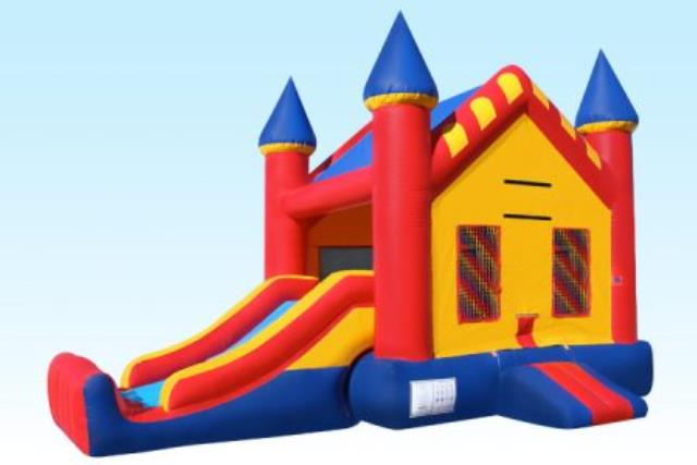 Where to find BOUNCE HOUSE COMBO WITH SLIDE in Kansas City