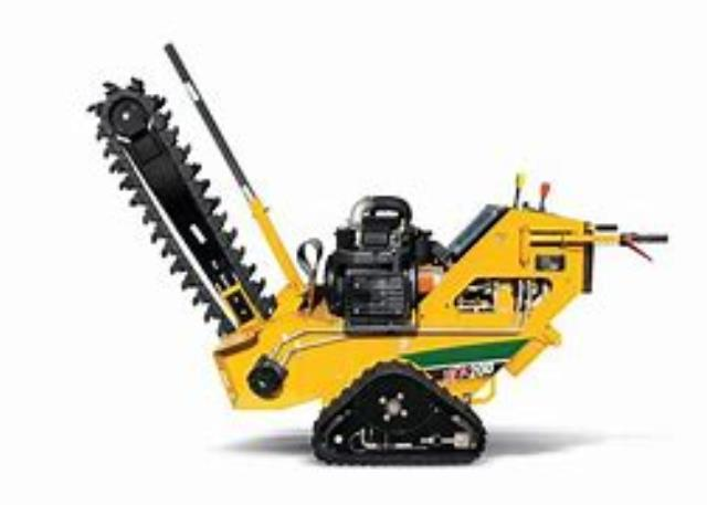 Where to find DITCH WITCH TRENCHER in Kansas City