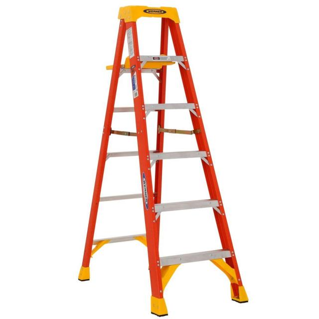Where to find 10  STEP LADDER 300  CAPACITY in Kansas City