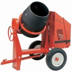 Rental store for CONCRETE MIXER TOWABLE HONDA GAS ENGINE in Kansas City KS