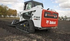Rental store for BOBCAT T55O TRK LOADER CAB S N AJZV24208 in Kansas City KS