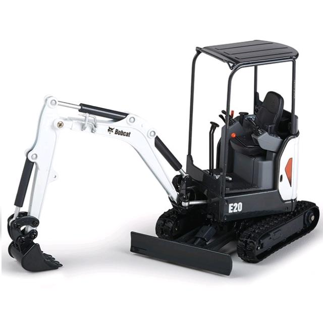 Where to find BOBCAT EXCAVATOR E20 in Kansas City