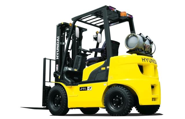 Where to find HYUNDAI 5000  FORKLIFT in Kansas City